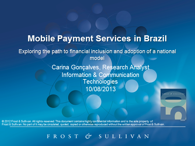 Mobile Payment Services in Brazil