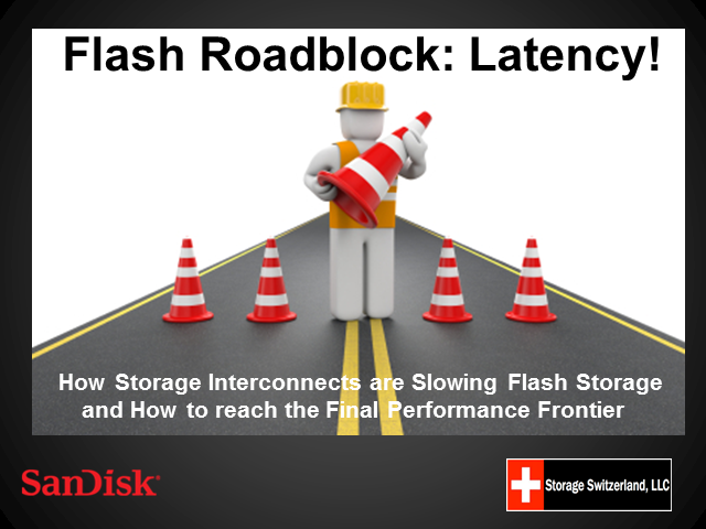 The Final Frontier For High Performance Flash