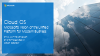 Cloud OS: Microsoft's Vision of the Unified Platform for the Modern Business