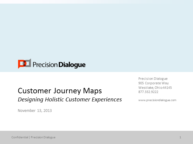 Customer Journey Maps – Your Guide to Designing Holistic Customer Experiences