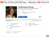 6 Steps for Getting Started with Social Selling