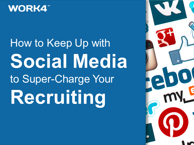 How to Keep Up with Social Media to Super-Charge Your Recruiting