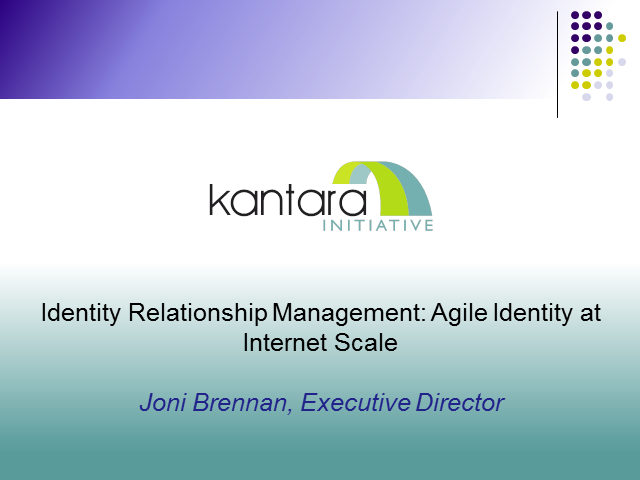 IAM to IRM: The Shift to Identity Relationship Management