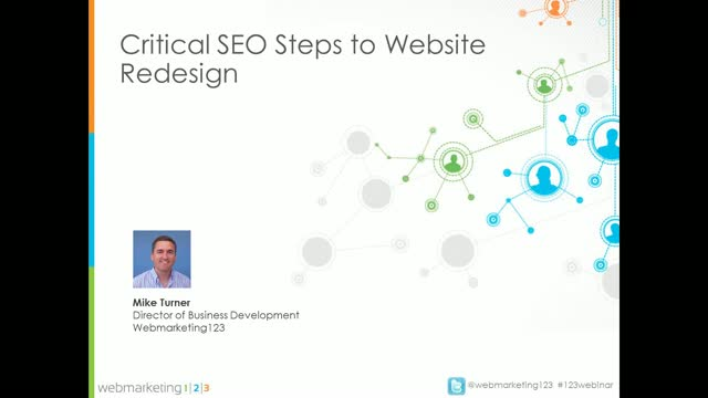 Critical SEO Steps for Website Redesign