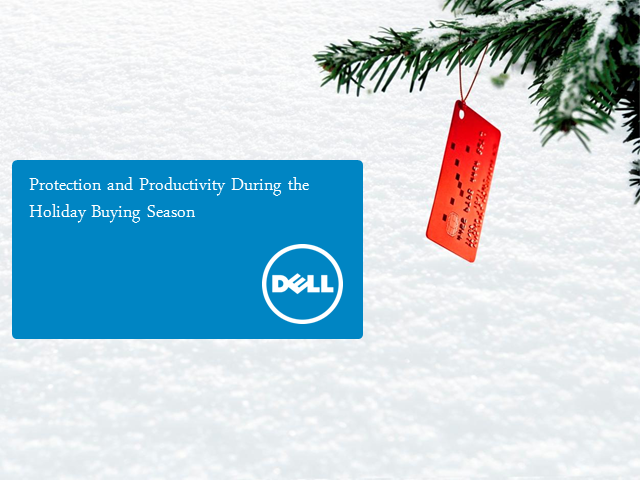 Protection and Productivity During the Holiday Buying Season