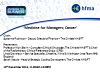 Knowing the Business: Medicine for Managers, Cancer Webinar