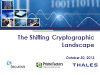 The cryptographic landscape is shifting – how do you stay safe?