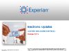 Experian Data Quality Electronic updates – Frequently Asked Questions