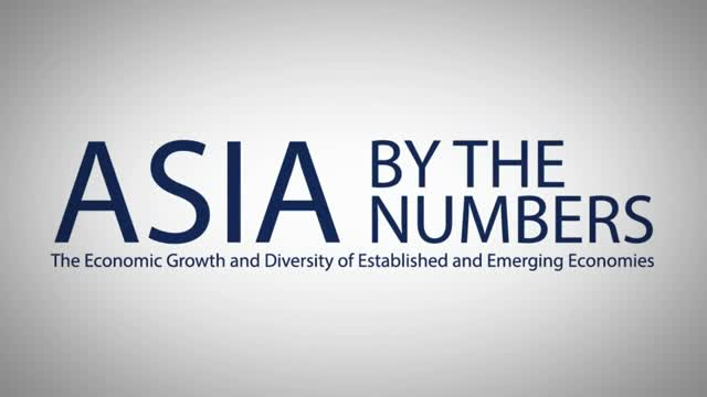 Asia By the Numbers