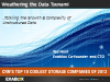 Weathering the Data Tsunami: Tackling the Growth of Unstructured Data