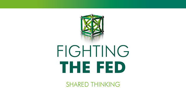 Shared Thinking - Fighting The Fed
