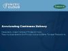 Accelerating Continuous Delivery featuring guest speaker from Forrester Research