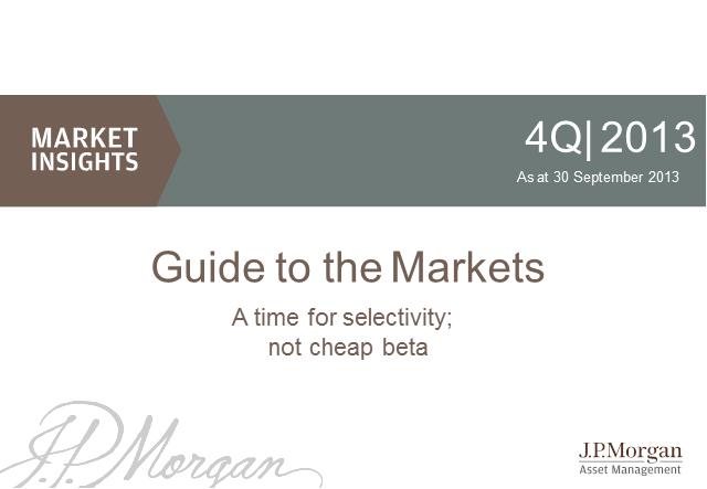 Quarterly Market Insights update (Q4 2013)