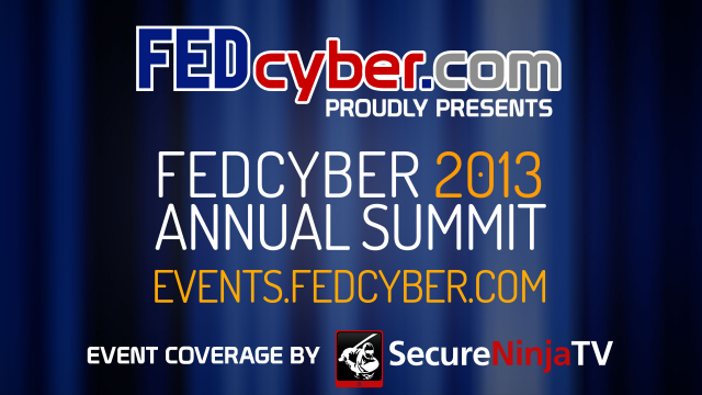 FEDcyber 2013 Security Summit