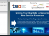 Mining Big Data to Generate New Service Revenues