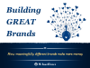 Building great brands – How meaningfully different brands make more money