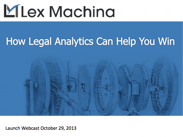 How Legal Analytics Can Help You Win