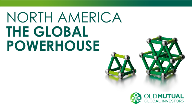 North America - the global powerhouse
