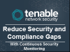 Reduce Security and Compliance Gaps with Continuous Security Monitoring