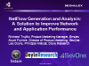 Using NetFlow to Improve Network and Application Performance