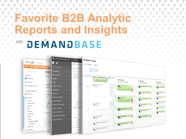 Favorite B2B Analytic Reports and Insights