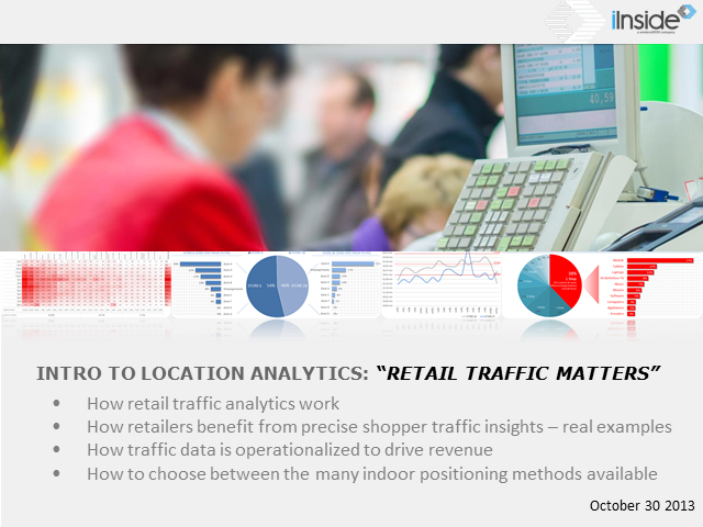 Intro to Location Analytics: Retail Traffic Matters