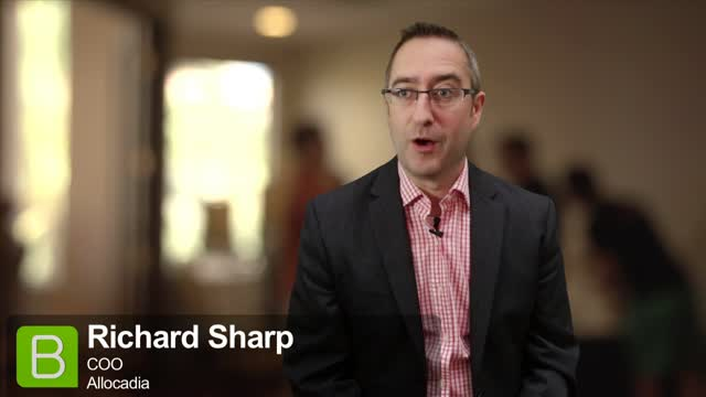 BrightTALK at EE13: Richard Sharp about Master Your Marketing Budget