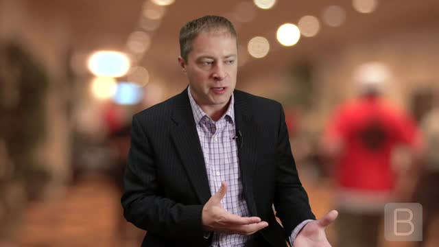BrightTALK at EE13: Steve Woods of Eloqua I Oracle