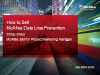 Sales Essentials How to Sell McAfee Data Loss Prevention