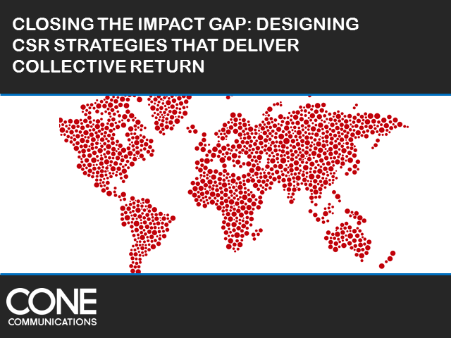 Closing the Impact Gap: Collective Returns from Social Responsibility