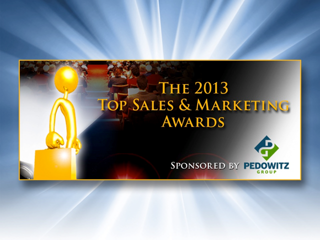 The 2013 Top Sales & Marketing Awards Ceremony