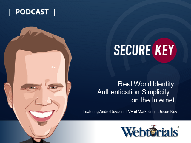 Podcast: Real-World Identity Authentication Simplicity ... on the Internet