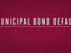 2013 BDA Public Finance Panel: Municipal Default & Bankruptcy