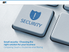 Email security – choosing the right solution for your business