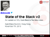 The State of the (Open)Stack