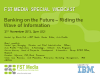 Banking on the Future – Riding the Wave of Information