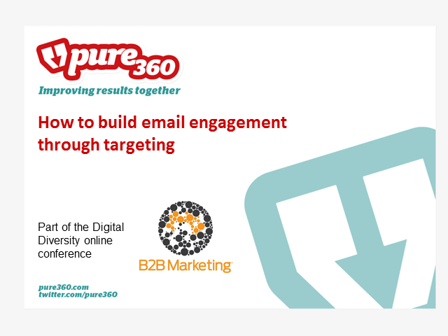 How to build email engagement through targeting