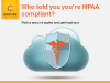 Who told you you're HIPAA compliant? Myths around audits and certifications