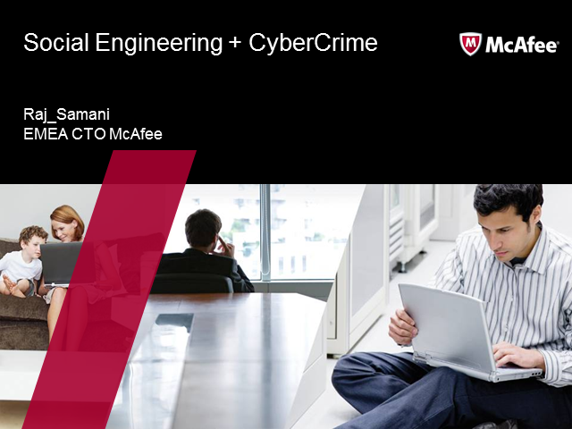 The Role of Social Engineering within Cybercrime