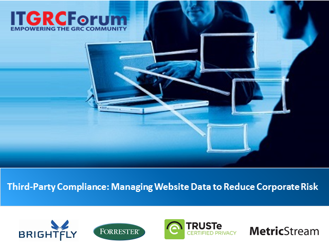 Third-Party Compliance: Managing Website Data to Reduce Corporate Risk