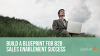 Building a Blueprint for B2B Sales Enablement Success