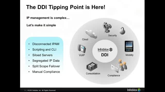 Enabling Dynamic and Resilient Networks with DDI