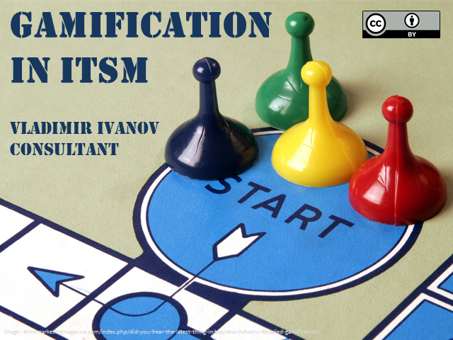 Gamification in ITSM