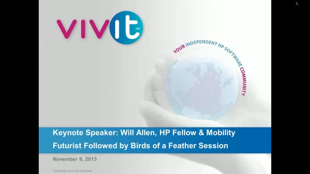 Game Changers Mobility: Keynote Speaker: Will Allen and Birds of a Feather