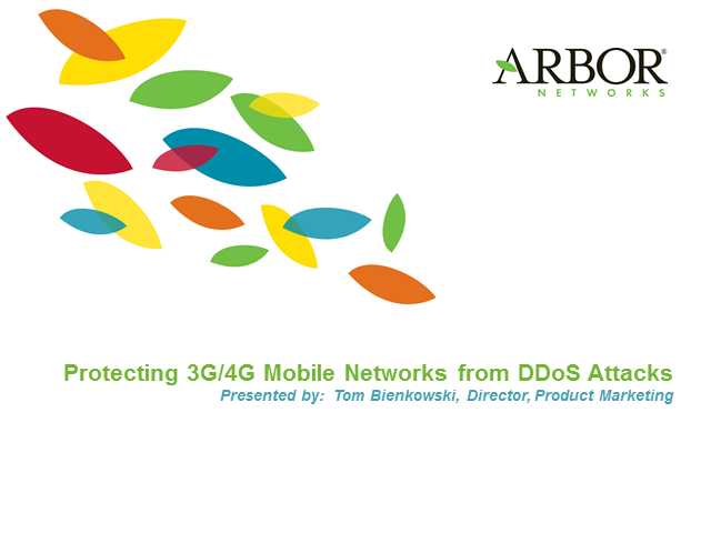 Protecting 3G/4G Mobile Networks from DDoS Attacks