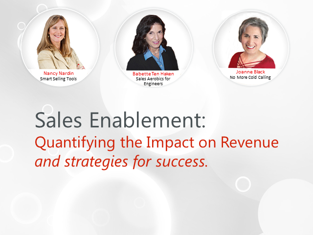 Sales Enablement: Quantifying the Impact on Revenue and 4 Strategies for Success