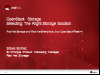 OpenStack Storage Solutions: Selecting The Right Solution For Your Environment