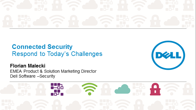Connected Security: Respond to 2014's Challenges