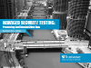 Managed Security Testing: Protecting Confidential Client Data