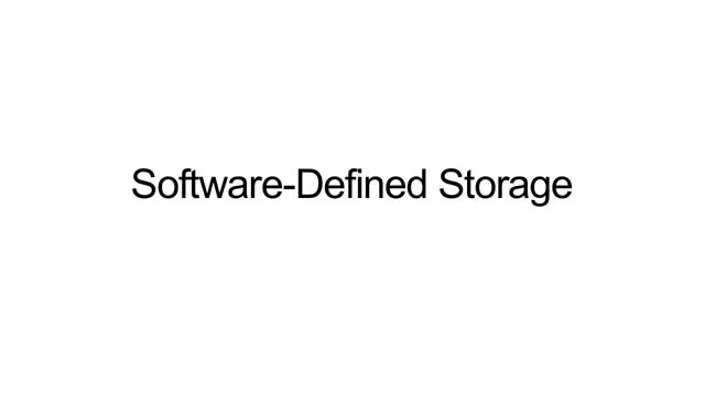 Jeff Boles on Software Defined Storage (VMworld 2013)